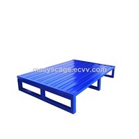 Powder Coating 4 Entry Way C Type Panel Steel Pallet