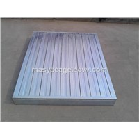 Hot Sale Powder Coated Durable European Steel Pallet