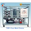 Double Stage Vacuum Transformer Oil Regeneration System Oil Recycling Purifier