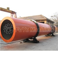 Hot selling rotary dryer desulfurization gypsum drying machine