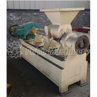 High efficiency TF-300 Coal or charcoal extruder machine