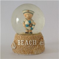 High quality snow globes,made of polyresin,suitable for souvenir gifts