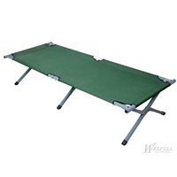 Outdoor Portable Folding Cot Military Bed