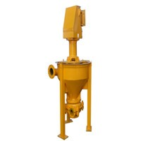 froth slurry pump