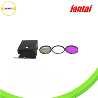 Most Popular professional High quality camera filter,camera CPL+UV+FLD filter,camera lens filter