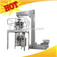 China Snack Food Potato Chips Packing Machine