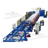 Steel structure floor roll forming machines Rolling Machine Roll Forming Machinar