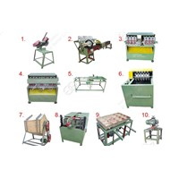 Toothpick Processing Machine