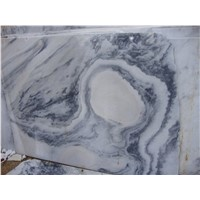 Shandong original cloud Marble(Marble Slab,Marble Tile, white Marble)