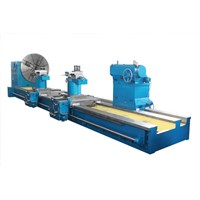 metal processing face plate lathe machine C6020 with fob price
