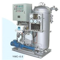 YWC series Oily Water Separator