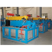 Turnover Water box wire drawing machine