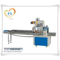 CT-320 High speed multi function automatic pillow type bread packing machine
