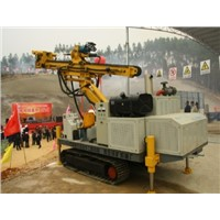Full Hydraulic Crawler Multifunctional Use Widely Engineering Drilling Machine