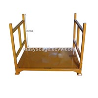 Warehouse Folding Steel Stacking Pallet Rack