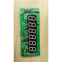 Yaohua main pcb T6 PCB for weighing indicator