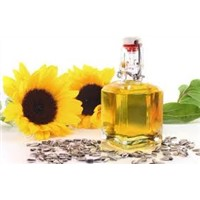 Refined sunflowers Oil for human consumption