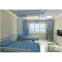 pure color hospital bed linen