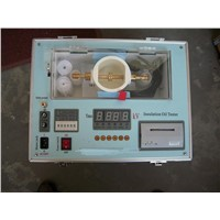 Transformer Oil Dielectric Strength Testing Set