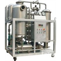 Turbine Oil Recycling Filtering Machine