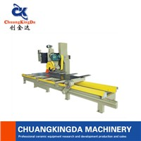 Full Function Manual Stone Cutting Polishing Machine