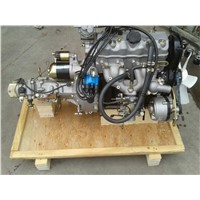 Suzuki F10A Carburetor Enigne, 465MW Engine