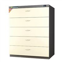 Drawer Dry Cabinet, Drawer Filing Cabinet, 5 Drawer
