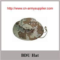 Wholesale Cheap China Camouflage Military BDU Cap