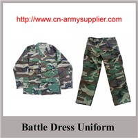Wholesale Cheap China Camouflage Military Battle Dress Uniform