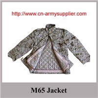 Wholesale Cheap China Field Camouflage Combat M65 Jacket