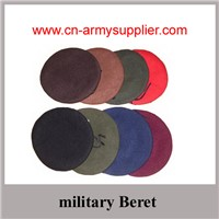 Wholesale Cheap China Military Beret