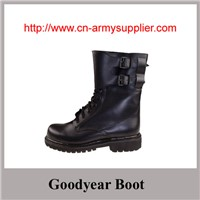 Wholesale Cheap China Military Goodyear boot