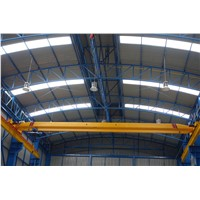 single girder bridge overhead crane 5tons