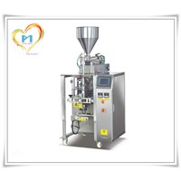 Large size stainless steel automatic liquid packing machine CT-4230-L