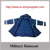 Wholesale Cheap China Reflective Police  Raincoat