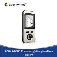 ZOOY Z-6800 Guard Tour System with Camera for Security Patrol Management