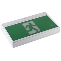 4w exit sign board