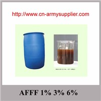 AFFF 1% 3% 6% Aqueous Film Forming Compound Foam Extinguishing Agent