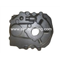 ductile iron sand casting product
