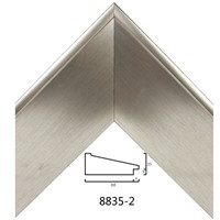 Photo Studio Picture Frame Mouldings 8835 Hot Sale