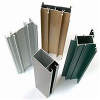 aluminum profile for curtain wall