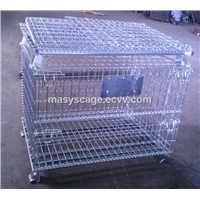 Warehouse Steel Box Container Bulk