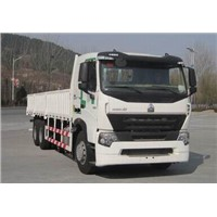 380HP SINOTRUK HOWO A7 6*4 Cargo Truck for sale-ZZ1257N4647N1