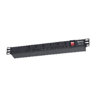 socket PDU with 6 ports