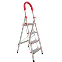 Best Price Safety Aluminium Folding Ladder Household Step Ladder Made In China