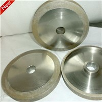 parallel diamond electroplated grinding wheel
