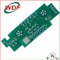 6Layer Rigid PCB with 1.5oz Copper Thickness