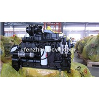 Air compressor diesel engine Cummins 6CTA8.3-C260