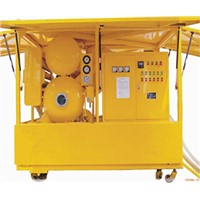 Double Vacuum Transformer Oil Purifier