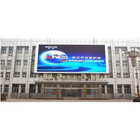 Outdoor P8 full color led display